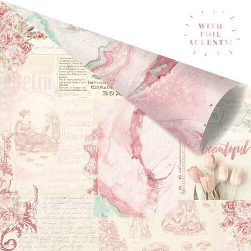 Papel Love Notes Only For You - Love Story Collection 30,5x30,5