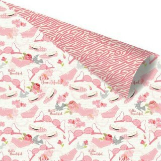 Papel Being Girly - Julie Nutting Collection 30,5x30,5
