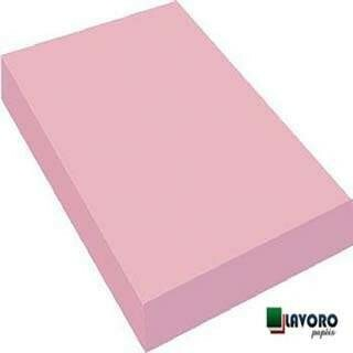 Papel Super Bond 50gr. 250fls. Form. A4 Rosa