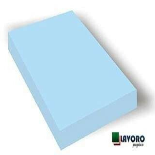 Papel Super Bond 50gr. 250fls. Form. A4 Azul