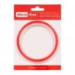 Fita Dupla Face Fixa Forte - This Tp That - American Crafts - 6.3 mm x 4.5 m