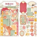 Kit de Cartão e Tags - Aryias Garden Collection - Bo Bunny