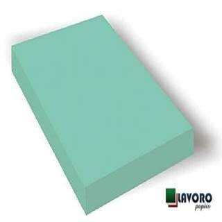 Papel Super Bond 75gr. 250fls. Form. A4 Verde