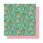 Papel Flower Child - New Day Collection 30,5x30,5