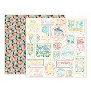 Papel Turn The Page 21 - 30,5x30,5