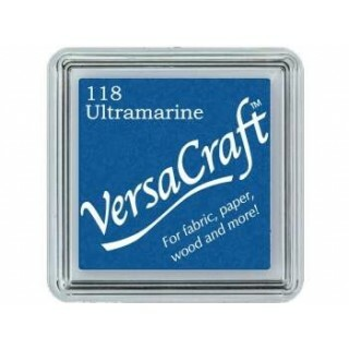 Mini Carimbeira - VersaCraft - Ultramarine