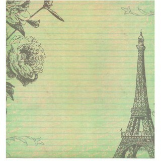 Papel Vintage 2 - Art Unica - 30,5x30,5