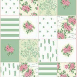 Papel Florais 1 - Art Unica - 30,5x30,5