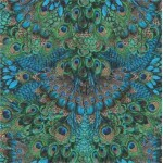 Papel Peacock Color - Art Unica - 30,5x30,5