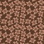 Papel Tribown Flowers - Art Unica - 30,5x30,5