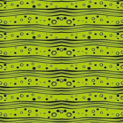 Papel Waves Green - Art Unica - 30,5x30,5