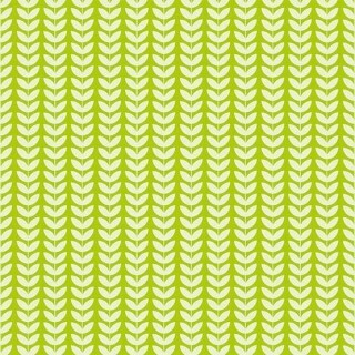 Papel Botânica Green - Art Unica - 30,5x30,5