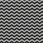 Papel Chevron Preto - Art Unica - 30,5x30,5