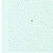 Papel Cardstock Glitter - American Crafts - White