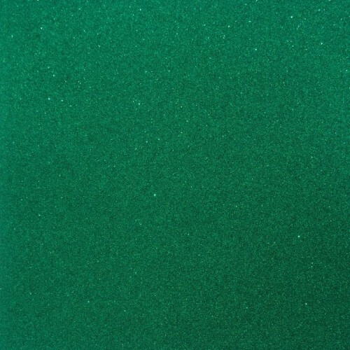 Papel Pow Glitter - American Crafts - Evergreen