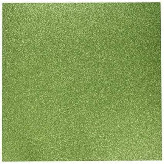 Papel Pow Glitter - American Crafts - Cricket
