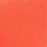 Papel Pow Glitter - American Crafts - Orange