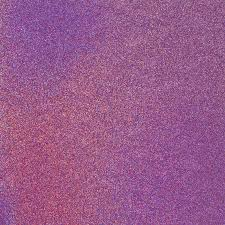Papel Pow Glitter - American Crafts - Purple