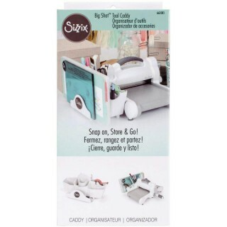Organizador Tool Caddy - Big Shot Sizzix - Branco