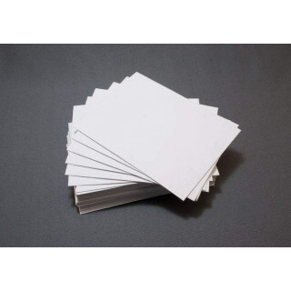 Papel Letterpress - A2 Branco - Lifestyle Crafts