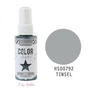 Tinta Spray Color Shine Iridescent Spritz - Heidi Swapp - Oropel