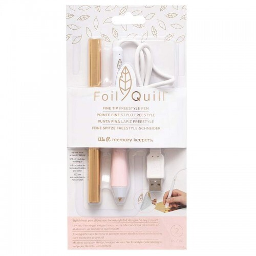 Caneta Foil Quill - Ponta Fina - (Foil Quill Freestyle Pen)