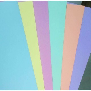 Papel Candy Plus 180g 30,5x30,5 - Kit Cores Candy - 36 Folhas