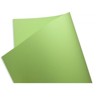 Papel Color Fluo - Green - 180g 30,5x30,5 - 30 Folhas