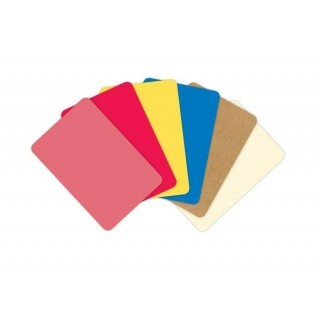 Project Life Textured Cards 4x6 (10,2x15,2cm) Kraft Edition