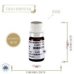 Óleo Essencial de Citronela (10ml)