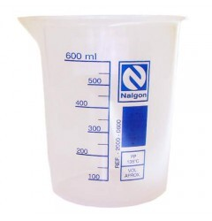 Copo Becker Polipropileno 600ml (1un)