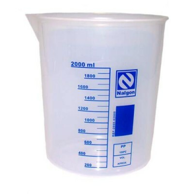 Copo Becker Polipropileno 2000ml (1un)