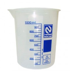 Copo Becker Polipropileno 1000ml (1un)