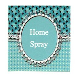 Etiqueta Home Spray Verde Claro (20un)