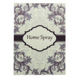 Etiqueta Home Spray Vintage Floral (10un)