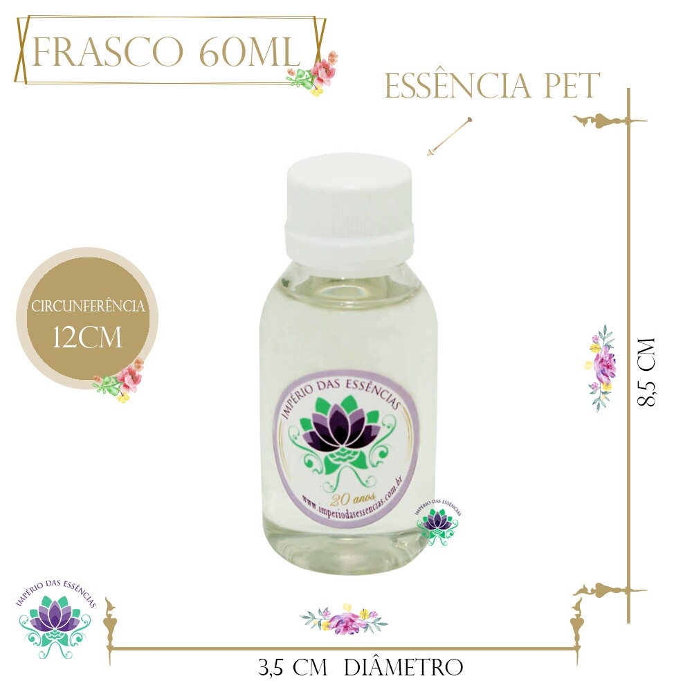 Essência Pet Patas Delicadas (60ml)