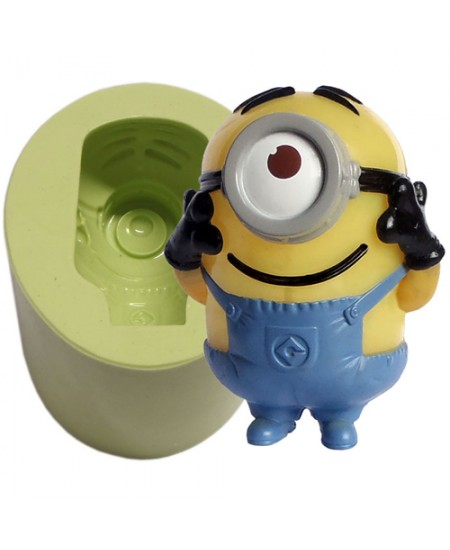 Molde Minion Favorito (pç)