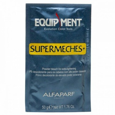 Pó Descolorante Alfaparf Equipment - Supermeches+ 7 tons - Sachê 50g