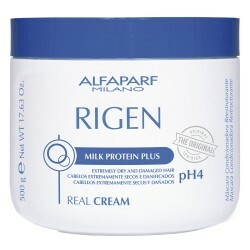 Máscara Milk Protein Plus Alfaparf Rigen Real Cream PH4 - 500g