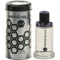 Perfume Masculino Linn Young Work@Holics Club EDT - 100ml