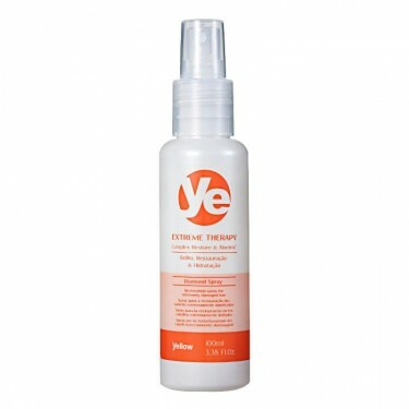 Yellow Extreme Therapy Spray Restaurador 100ml