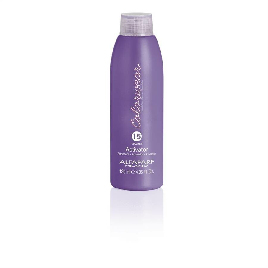 Ativador Alfaparf Color Wear - 15 volumes - 120ml