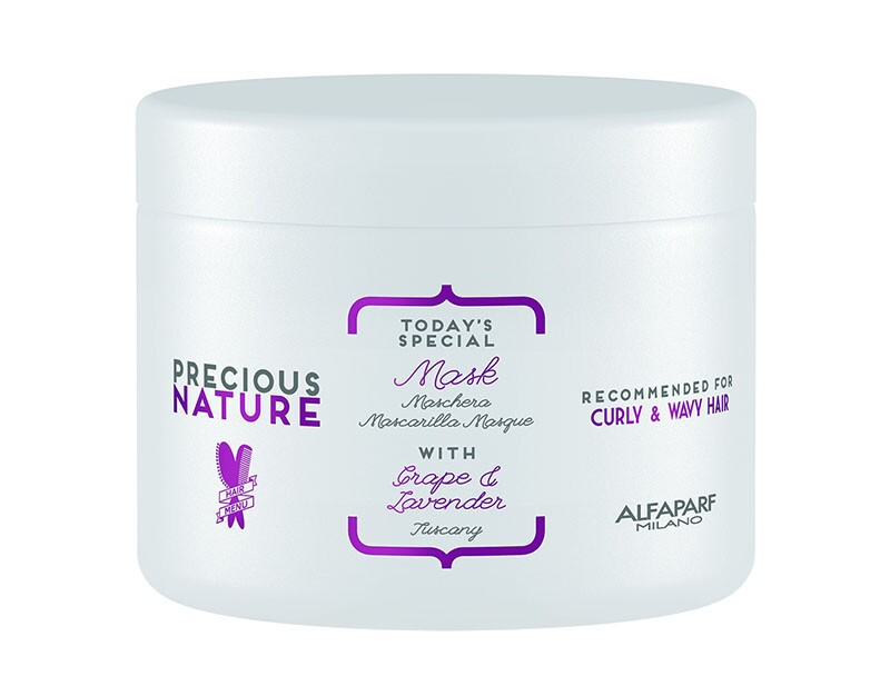 Máscara Alfaparf Precious Nature - Curly Wavy Hair - 500ml