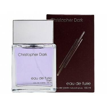 Perfume Masculino Eau de Furie Men Christopher Dark - 100ml