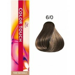 Tonalizante Wella Color Touch - 6/0 Louro Escuro - 60g