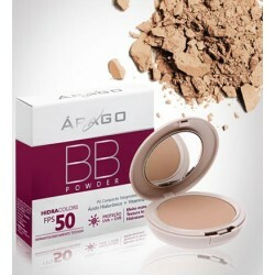 BB Powder Árago Hidracolors Bege - 12g