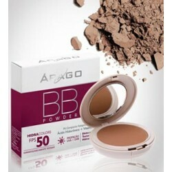 BB Powder Árago Hidracolors Bronze - 12g