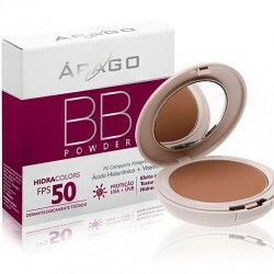BB Powder Árago Hidracolors Chocolate - 12g