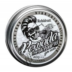Pomada Modeladora Ultran Rehidratt For Men - Strong Hold - 40g