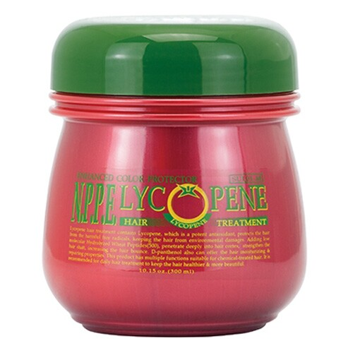 NPPE Lycopene Hair Treatment Máscara antioxidante - 300ml